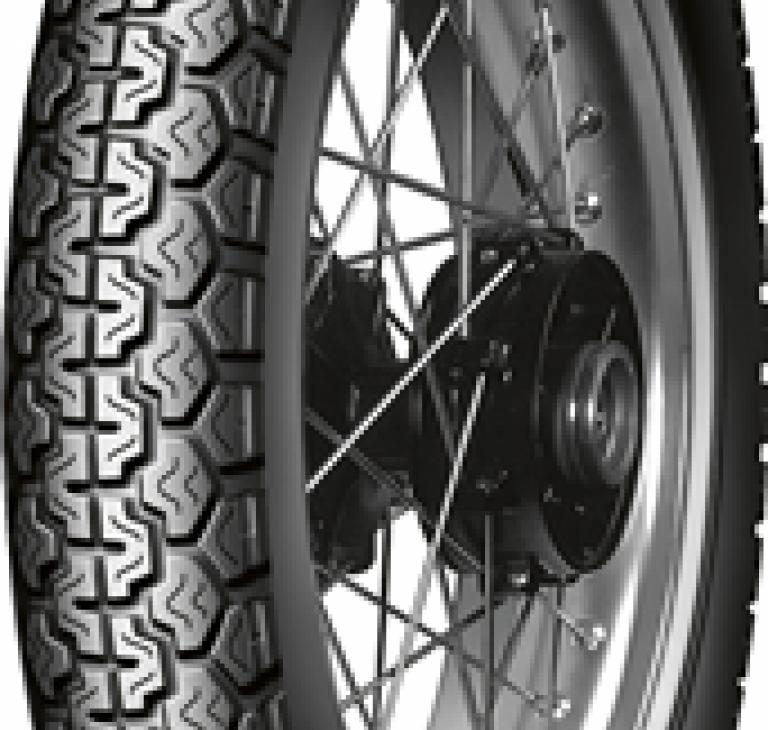 """3.50-19"""" Dunlop K70"""
