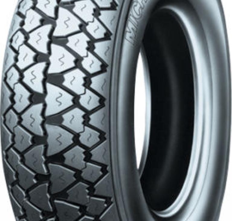 """3.00-10"""" Michelin S83"""