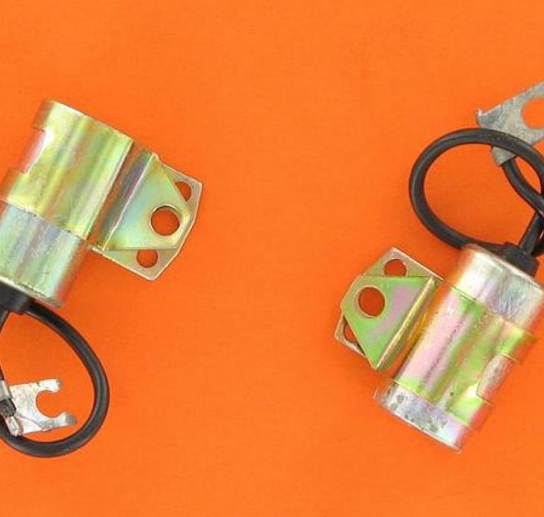#R1629-47 Kondensator - Condenser