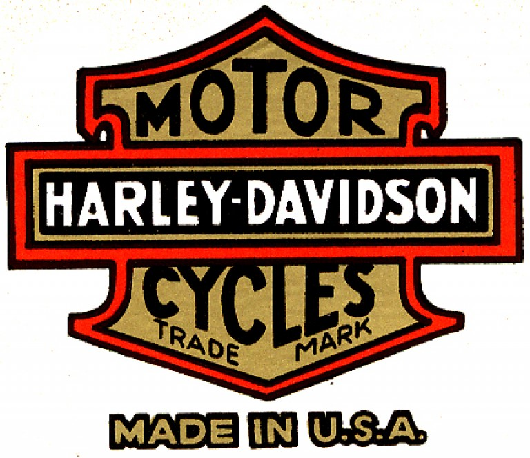 Harley-Davidson transfers værktøjskasse