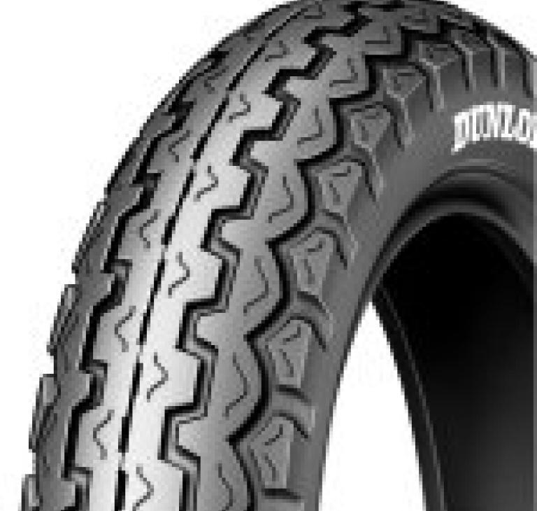 """3.50-18"""" Dunlop K82"""