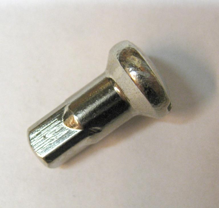 """3,6 mm nippel, Ø8,0mm (0.300"""")"""