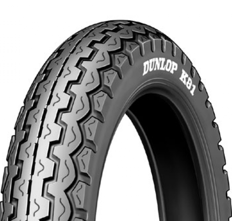 "3.60 H -19"" Dunlop K81"